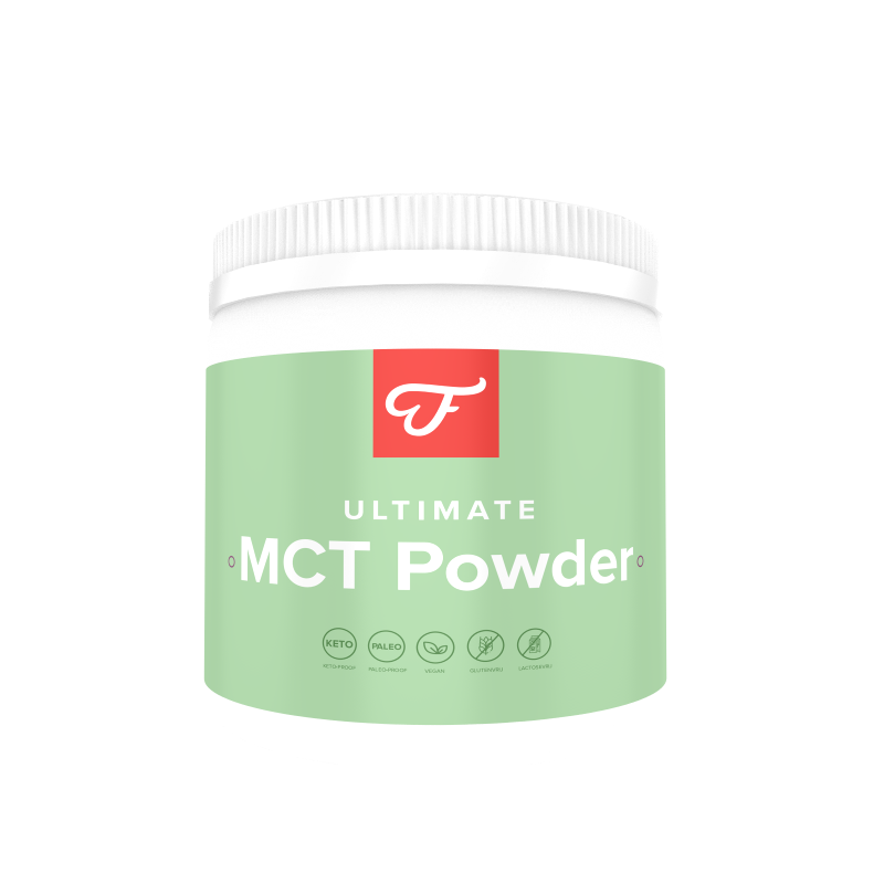 1x Ultimate MCT Powder (no shadow)