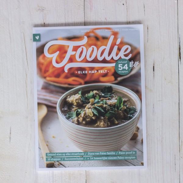 Foodie Magazine editie 1