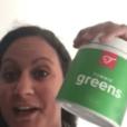 Fatima over Yummie Greens