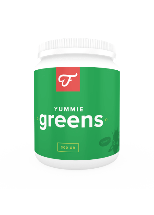 Yummie Greens  Foodie
