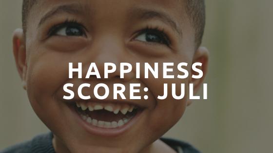 Happiness Score Juli