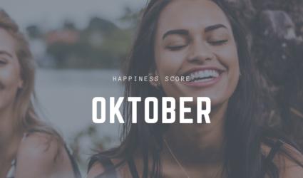 Het maandelijkse rapport over de tevredenheid van onze klantenservice