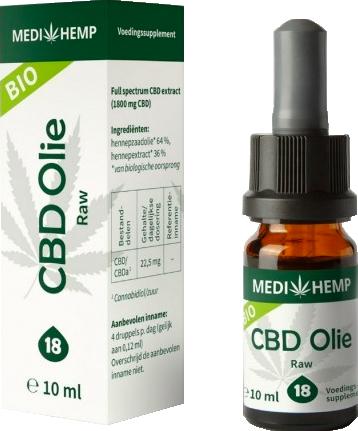 cbd-olie-raw
