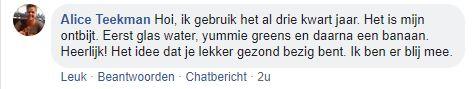2018 07. juli GREENS Alice Teekman