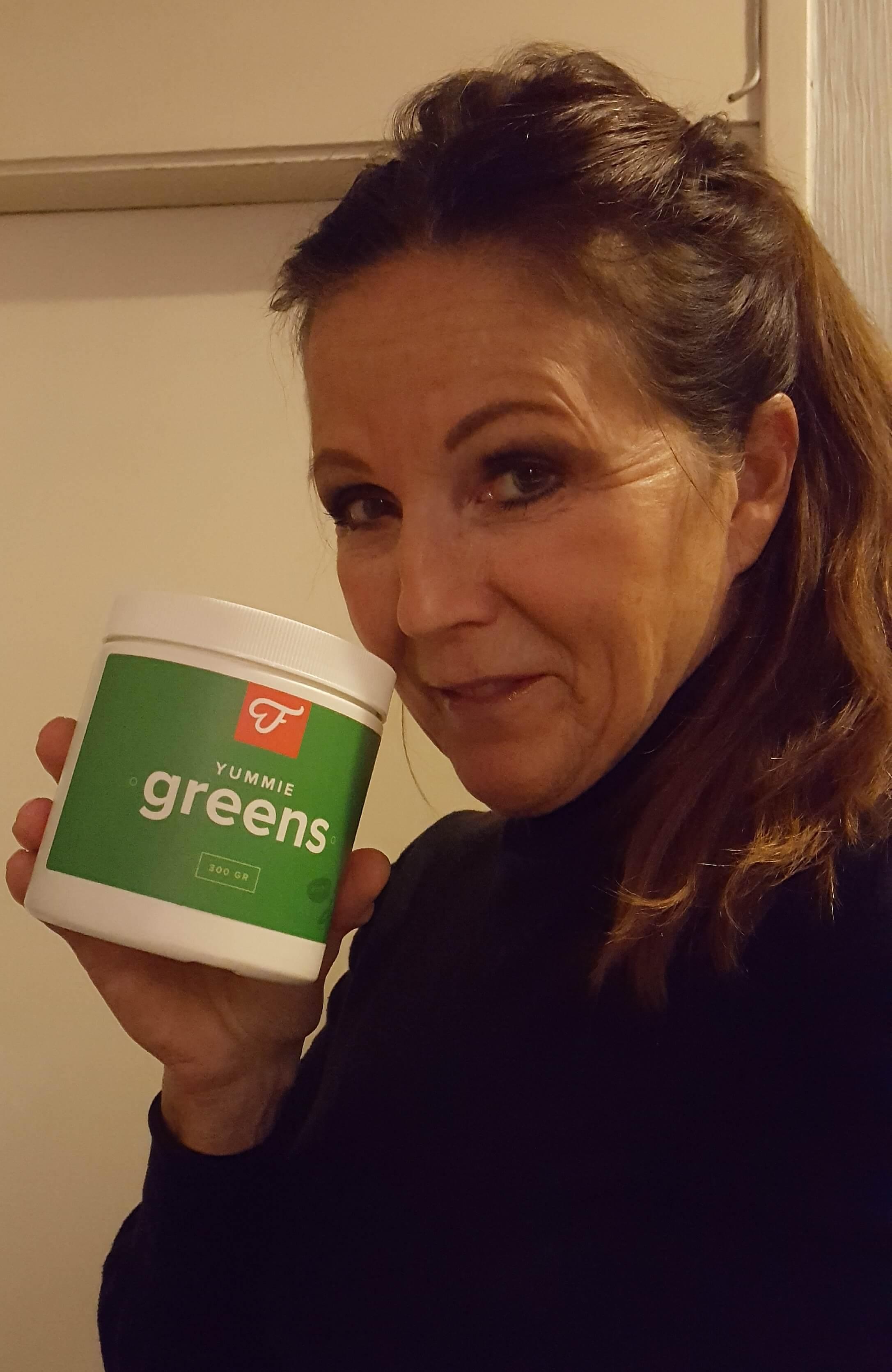 Susanne de Haan Greens