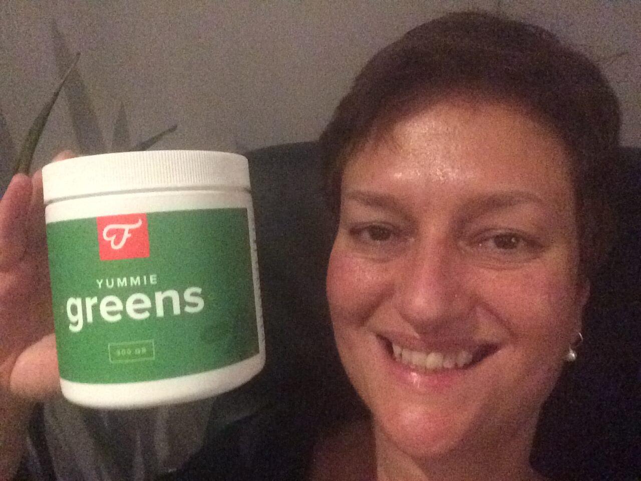 Wilma - Greens