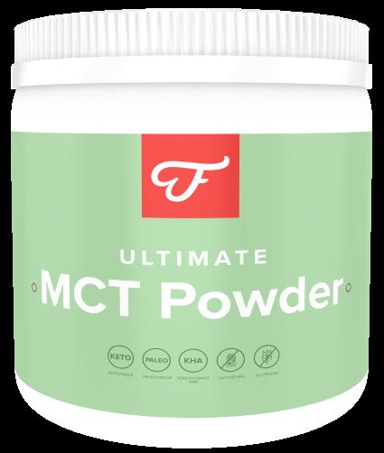1x Ultimate MCT Powder Boxshot