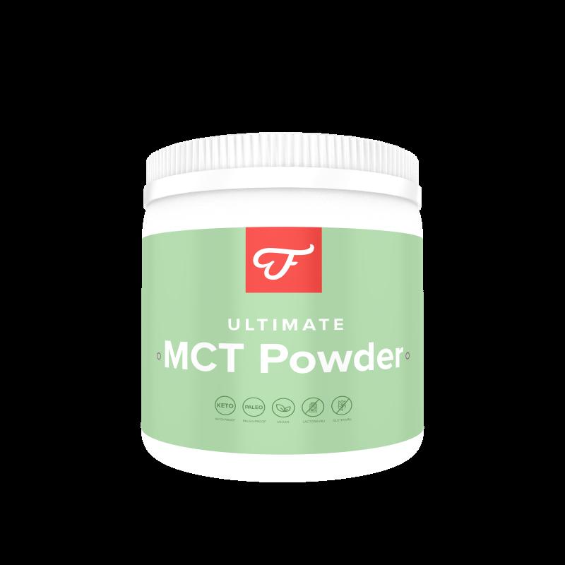 1x Ultimate MCT Powder (no shadow)